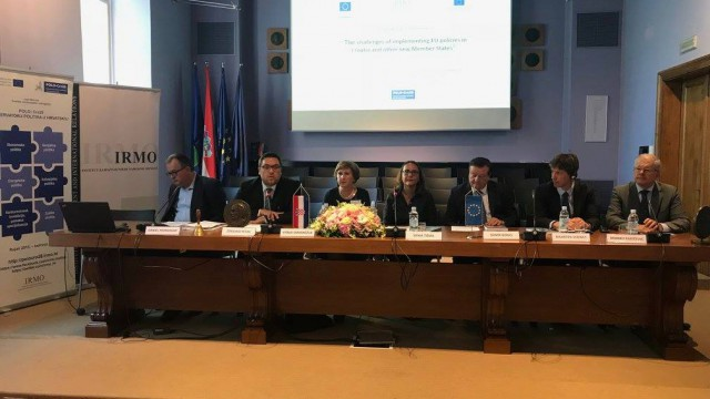 Conference on the European Semester and Implementation of EU policies in Croatia